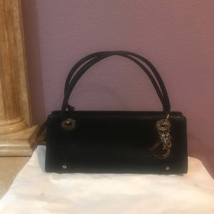 Christian Dior bag- top handle